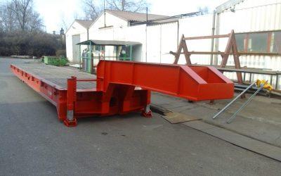ASA – MAFI kocsi átalakítás